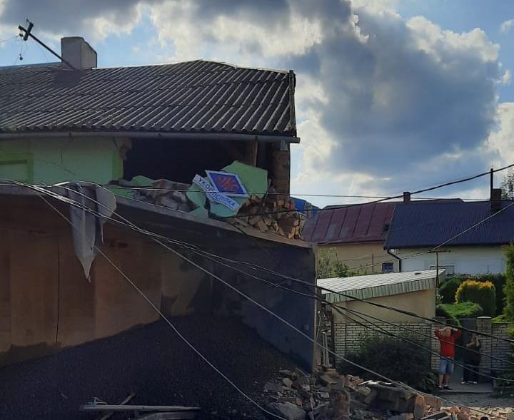 ДТП у місті Рудки Львівської області
