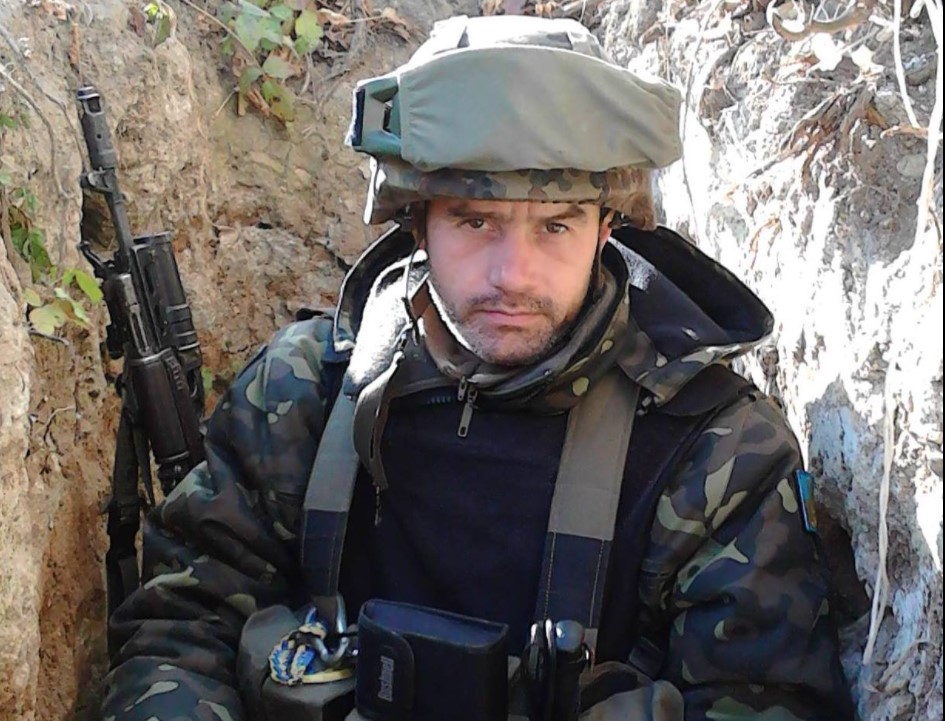 Виктор Дударь